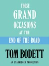 Those Grand Occasions at the End of the Road (MP3)